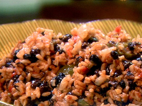 Vegan Black Beans And Rice picture